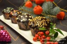 Piernikowe muffinki – puszyste jak …chmurka ;)