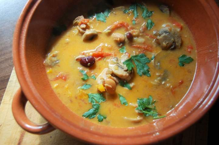 Zupa farmerska