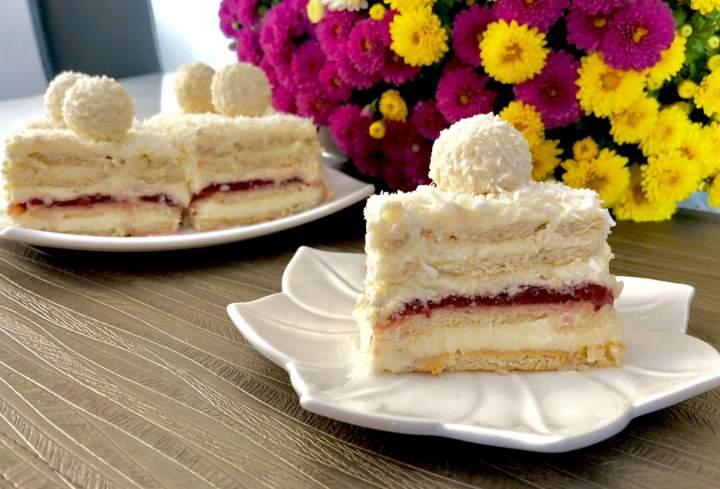 Księżniczka – ciasto bez pieczenia