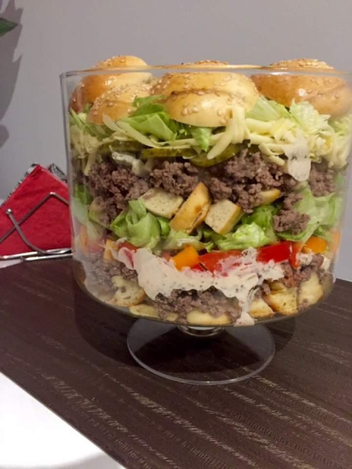 Sałatka Big Mac
