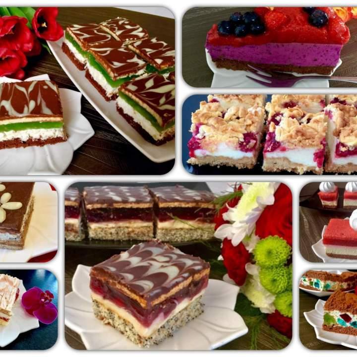 10 pomysłów na pyszne i efektownie wyglądające ciasta, którymi zaskoczysz swoich gości!