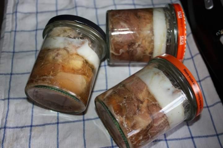 Mięsiwo w sosie własnym – mięsne przetwory