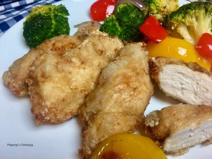 Kotleciki z kurczaka po japońsku