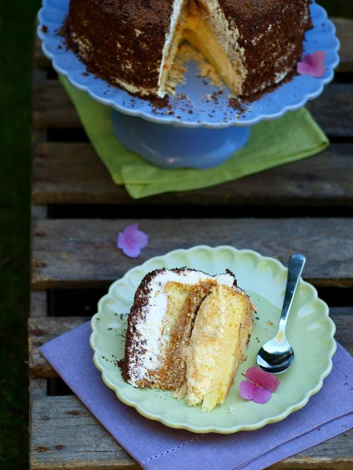 Tort Krówka