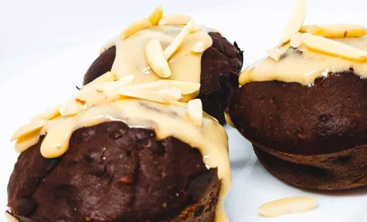 Przepis na pyszne babeczki czekoladowe brownie