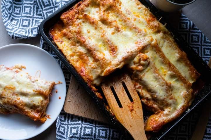 Cannelloni z mięsem
