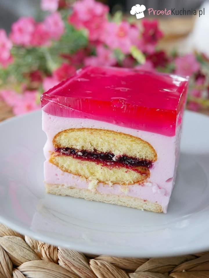Ciasto z niespodzianką