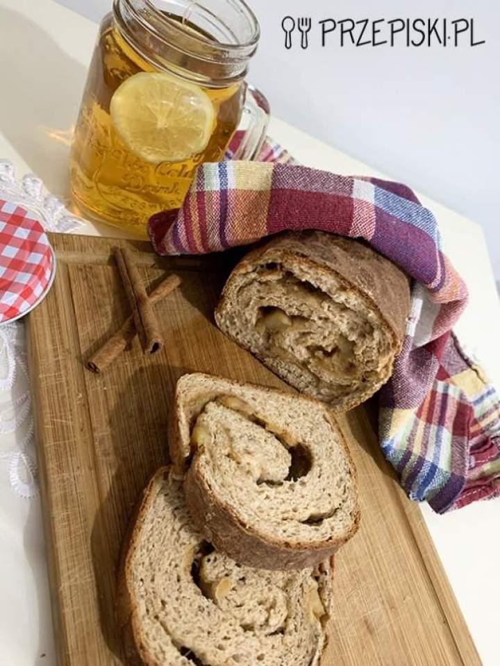 FIT Ciasto z Jabłkami i Cynamonem – BEZ Cukru i Tłuszczu