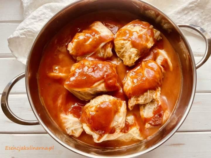 Gołąbki – tradycyjne z mięsem i ryżem