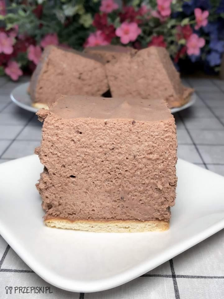 Kakaowy Puch Bez Pieczenia