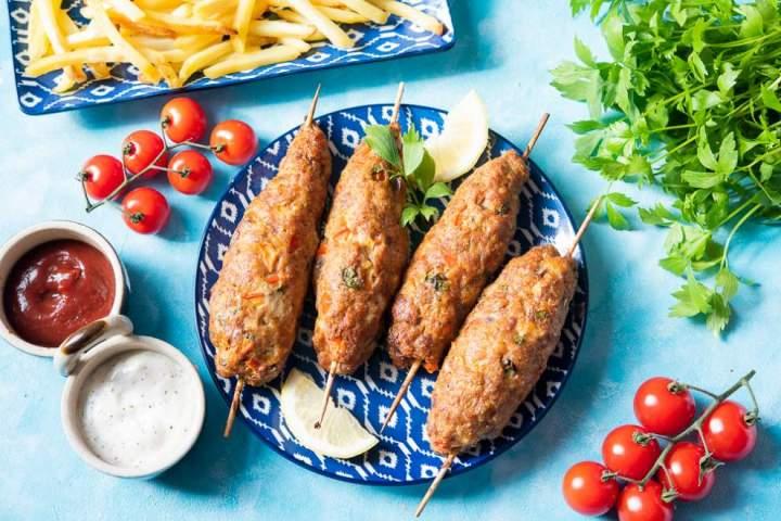 Kofty – szaszłyki z mięsa mielonego!