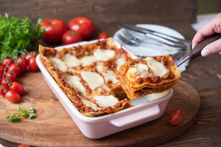 Przepis na lasagne bolognese