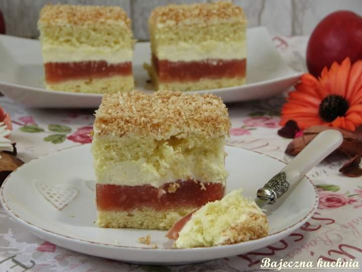 Ciasto ,,niebo w gębie''