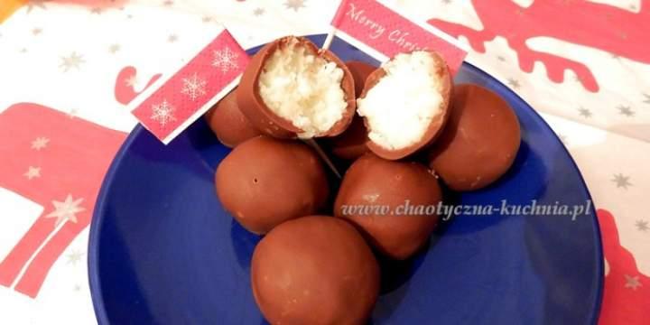 Praliny kokosowe a'la bounty