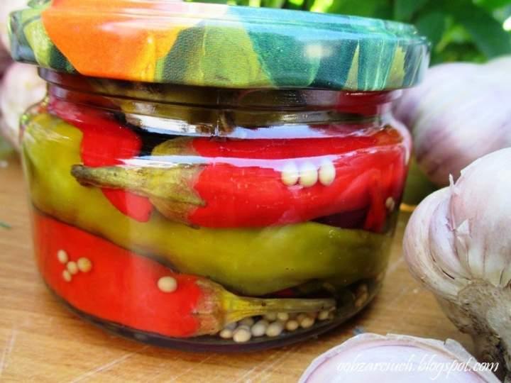 Marynowana papryczka chili
