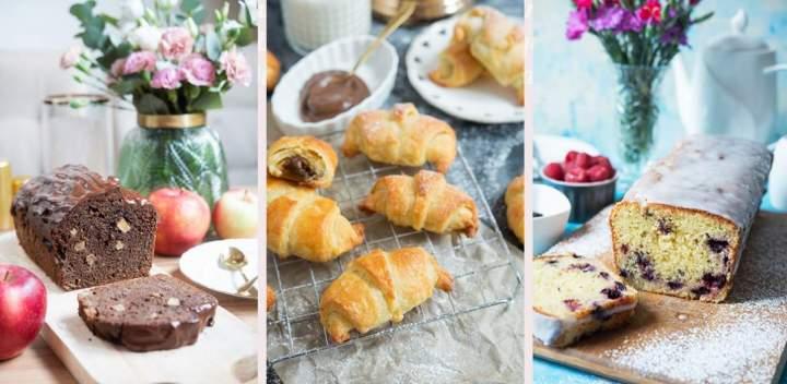 Szybkie ciasta i ciasteczka- ponad 20 inspiracji!