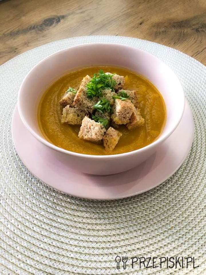 Zupa Krem z Dyni – Przepis w Wersji FIT